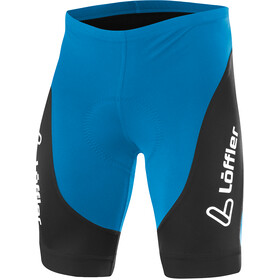 Löffler Winner II Short de cyclisme Homme, brillant blue